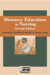 Distance Education In Nursing Second Edition Book PDF