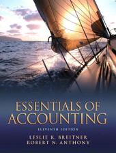 Essentials of Accounting: Edition 11