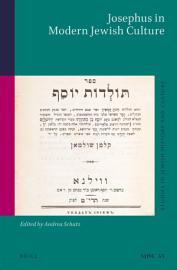 Josephus In Modern Jewish Culture