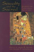 Sexuality and the Sacred PDF