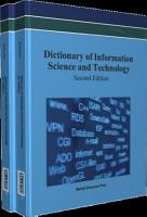 Dictionary of Information Science and Technology PDF