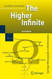 The Higher Infinite: Large Cardinals in Set Theory from Their Beginnings, Edition 2