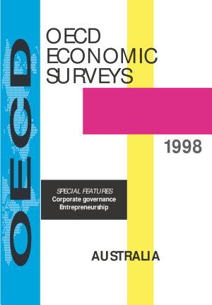 OECD Economic Surveys  Australia 1998 PDF