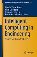 Intelligent Computing in Engineering
