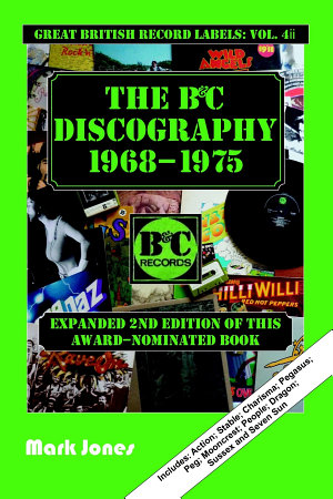 The B C Discography  1968 to 1975 PDF
