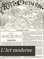 L'Art moderne: Volume13