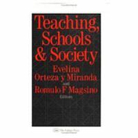 Teaching  Schools  and Society PDF