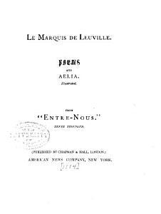 Le Marquis de Leuville PDF
