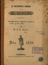 El Gafaut: el pretendiente labriego