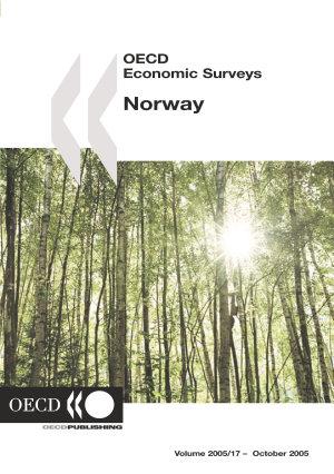 OECD Economic Surveys  Norway 2005 PDF