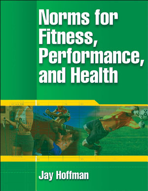 Norms for Fitness  Performance  and Health