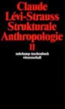 Strukturale Anthropologie PDF