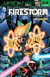 The Fury of Firestorm: The Nuclear Man (2011-) #16