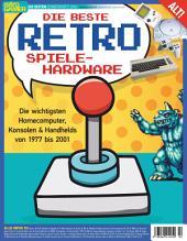 Retro Gamer Sonderheft 2/2016: Die beste Retro-Spiele-Hardware