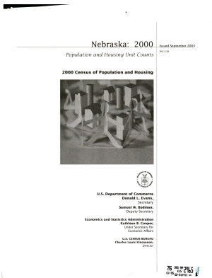 2000 Census of Population and Housing PDF