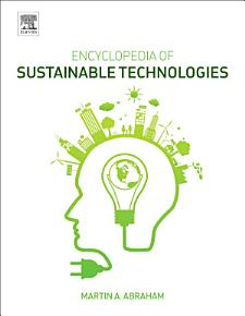 Encyclopedia of Sustainable Technologies PDF