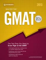 Master the GMAT  Practice Test 5 PDF