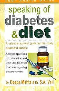 Speaking of Diabetes and Diet Book