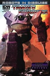 Transformers: Robots in Disguise #17