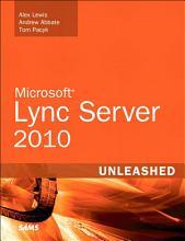 Microsoft Lync Server 2010 Unleashed PDF