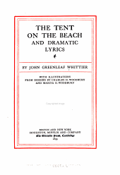 The Tent on the Beach, and Dramatic Lyrics