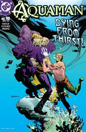 Aquaman (2002-) #10