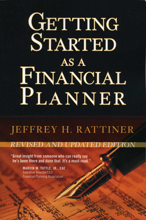 Getting Started as a Financial Planner