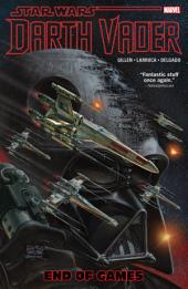 Star Wars : Darth Vader Vol. 4 - End Of Games