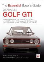 Volkswagen Golf GTI PDF