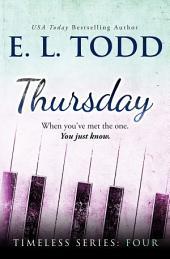 Thursday (Timeless Series #4)