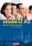 Studio d A2 PDF