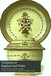 Visitation of England and Wales: Volume 3