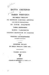 Auctores classici Latini: Volume 2