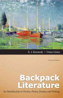 Backpack Literature Book