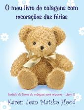 My Holiday Memories Scrapbook for Kids, Translated Portuguese
