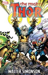 Thor By Walter Simonson Vol. 2 (New Edition)