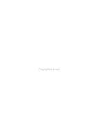 Samburu District Development Plan 1984 1988 PDF