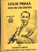 Louis Prima and His Orchestra PDF