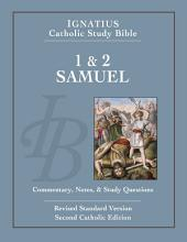 1 & 2 Samuel: Ignatius Catholic Study Bible
