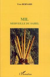 Mil merveille du Sahel