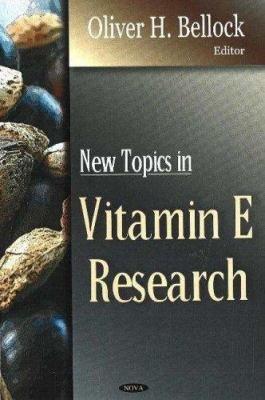 New Topics in Vitamin E Research PDF
