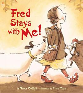 Fred Stays With Me  Book