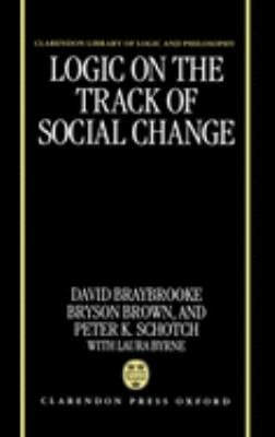 Logic on the Track of Social Change PDF
