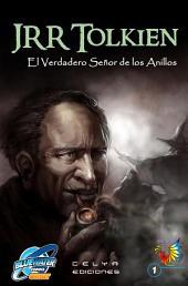 Tolkien. El verdadero señor de los anillos: Comic biografia