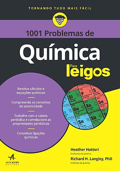 1 001 Problemas De Quimica Para Leigos