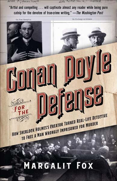 Download Conan Doyle for the Defense Book