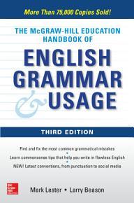 McGraw Hill Education Handbook of English Grammar   Usage PDF