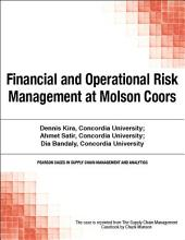 Financial and Operational Risk Management at Molson Coors