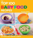Top One Hundred Baby Food Recipes PDF