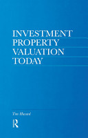 Investment Property Valuation Today PDF
